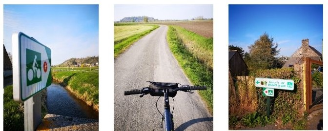via bici