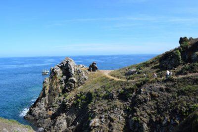 GR34 hiking Bretagne