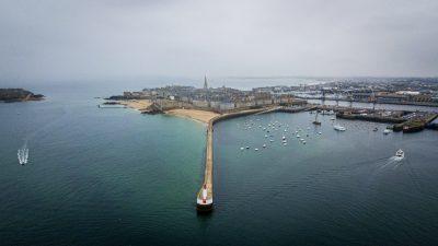 Saint-Malo Drone