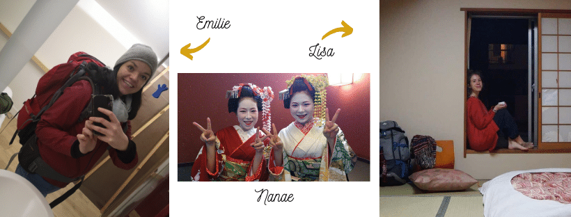 backpacking japon